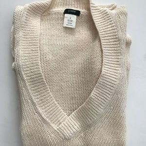 🔵3 for $15 - J. Crew V Neck Sweater